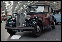 Rover 14 P2 (zweiblumen) Tags: rover14p2 1946 classic vintage car british isleofmanmotormuseum jurby jourbee isleofman ellanvannin canoneos50d canonef35mmf2 canonspeedlite430exii polariser zweiblumen hmn31