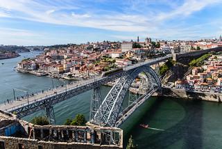Porto, Portugal - Mosteiro da Serra do Pilar