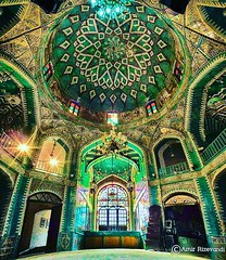 Beautiful Iranian architecture tiling of takieh mo aven ol-molk #Kermanshah, Iran . . . #Iran #invitationIran #invitationtoiran  #visaIran #Iranianvisa #travelIran #newsIran #Iranmap #Irantravelagency #Irantours - #Irantourism #isIransafe #cheaptravelIran (invitationtoiran1) Tags: instagramapp square squareformat iphoneography uploaded:by=instagram clarendon