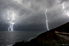 Orage sur la côte Toscane. 10/9/2017 (MarKus Fotos) Tags: orage orages storm foudre italy italie italia toscane thunder thunderstorm thunderstrike tempete lightning eclair éclair éclairs tuscany see sea mer blitz sturm