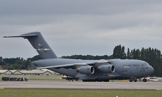 07-7172. United States Air Force McDonnell Douglas C-17A Globemaster III