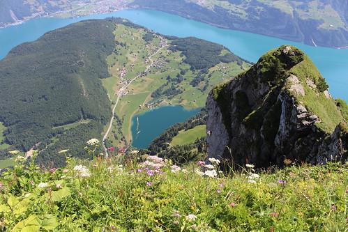 Seelisee und Seelisberg