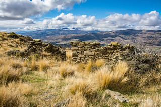4WD to Young Australian Waterwheel & Carricktown, Central Otago