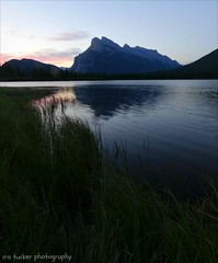 There's a difference between beauty and charm. A beautiful woman is one.... (itucker, thanks for 3.3+ million views!) Tags: mountrundle sunrise vermillionlakes banff banffnationalpark reflection