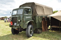 Bedford QL LWS417 (Richard.Crockett 64) Tags: bedford ql truck lorry generalservice militaryvehicle britisharmy ww2 worldwartwo militaryandflyingmachines maldon essex 2017 lws417