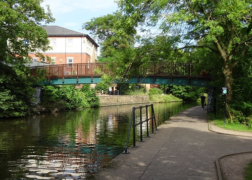 Nottingham & Beeston Canal, Nottingham