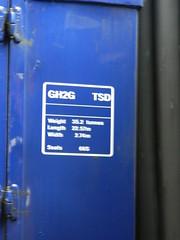 DataPanel_TSD (Transrail) Tags: mk3 coach carriage trailer hst highspeedtrain britishrail londonpaddington trailerstandarddisabled fgw gwr firstgreatwestern greatwesternrailway railway