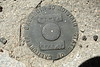 State of California survey marker. (desertwind760) Tags: angeles crest angelescrest sr2 tunnel forest highway los losangeles 5d caltrans
