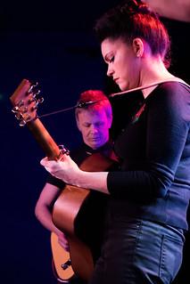 AMAUK17 - Festival - Oslo - 04 - Angaleena Presley - Jamie Freeman - IMG_0255