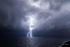 Orage sur la côte Toscane. 10/9/2017 (MarKus Fotos) Tags: livorno livourne italie italia italy storm sturm thunder thunderstorm thunderstrike tempete tuscany toscane temporale tormenta foudre fulmine fulmini eclair éclair éclairs lightning blitz
