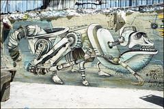 2016 (uno900) Tags: streetartmadrid graffitimadrid arteurbanomadrid graffiti madrid street art arte urbano graffitis españa spain campo cebada mercado latina