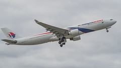 Malaysia Airlines A330-300 9M-MTF (Anthony Kernich Photo) Tags: view airplane aircraft airplanepicture airplanephotograph airplanephoto adelaide adelaideairport plane aviation jet olympusem10 olympus olympusomd commercialaviation planespotting planespot aeroplane flight flying airline airliner kadl kpad adl airport raw widebody airbus airbusa330 a330 a330300 takeoff malaysia mh malaysiaairlines 9mmtf oneworld