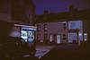 20170603 (Johann Kööp) Tags: 35mm film colour night dark darkness street streets urban uk coventry shop light lights blue empty mood moody atmosphere atmospheric cinematic emptiness shootfilm filmphotography grain filmphoto canon late evening shadows shadow
