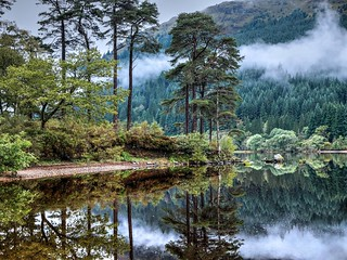 Jubilee Point, Loch Eck