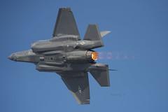 USAF F-35A Lightning II Heritage (Alex Borbely) Tags: usaff35alightningiiheritage fighterjets jets plane alexborbely airshowlondon airshows inflight d4