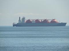 ship (menchuela) Tags: menchuela torquay gastanker ship