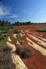 Cranbourne RBG Aug 2017 _1475 (Graeme Butler) Tags: water landscape history gardens australianplants architecture victoria australia