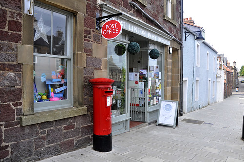 The Village Post Office,East Linton,21:08:17