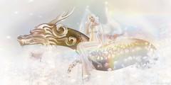 .kindness is magic. (Jasmine * Stardust it's magic) Tags: kaithleens breathe runic catwa maitreya bento aii anc mandala dragon magical girl tableau vivant katat0nik trunk show we love roleplay