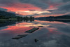 Antidote (raymond_carruthers) Tags: nationalpark trees morning sunrise lochard reflections trossachs scotland water mountains kinlochard lochs jetty lomondtrossachs scottishlandscape clouds