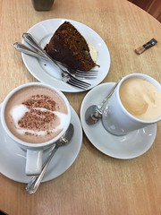 Coffee and Cake (Natasha Devlin Mar 2017)