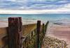 Isle of Wight Coastal Path Totland Bay (D.T.Morris) Tags: walk hiking coastal path isle wight cliff sea totland bay groines groins david morris dtmphotography walking hike coast