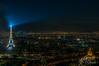 Paris skyline at night (dvbeek.1982) Tags: bastilleday blauweuur bluehour celebration fireworks fireworkshow france frankrijk hollydays nikon parijs paris summer vuurwerk vuurwerkshow zomer
