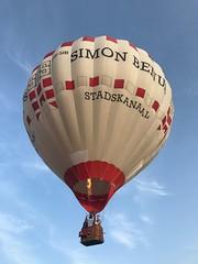 170821 - Ballonvaart Scheemda naar Alteveer 1