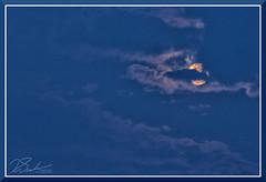 Lunar_4920 (bjarne.winkler) Tags: near full moon lunar cycle covered by monsoon rain clouds folsom ca