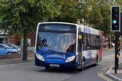 FX61 HGE (markkirk85) Tags: worksop bus buses alexander dennis e30d enviro 400 stagecoach east midlands new cleveland transit 122011 27759 fx61 hge fx61hge