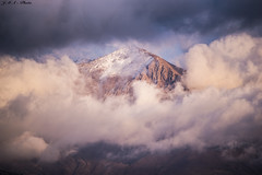 Celestial (sostingut) Tags: d750 atardecer pirineos nubes nikon