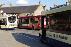 IMGP4543 (Steve Guess) Tags: derbyshire peak district england gb uk bus hulleys optare solo alexander dennis enviro 200 bakewell