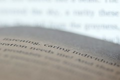 Evolution of Reading (Melissa_JMH) Tags: book phone text word read reading write writer reader page pages evolution macromondays macro 90mm tamron nikon d610 nikond610 ebook