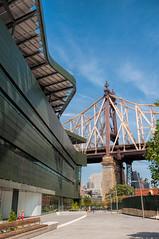 Cornell Tech (nyperson) Tags: rooseveltisland queensborobridge edkochbridge newyorkcity