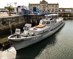 American Gunboat in Ramsgate Harbour (philbarnes4) Tags: ramsgate thanet kent england dslr americangunboat american gunboat philbarnes harbour marina ramsgateharbourmuseum water mooring p22