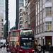Arriva London HV61 LJ62BZH route 141 Liverpool Street Station