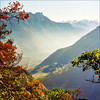 Autumn in the valley (Katarina 2353) Tags: derborence valley switzerland alps autumn katarina2353 katarinastefanovic