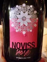 Cantine Catabbo / Noviss Rosé / Brut (npasquali) Tags: cantine catabbo spumante noviss brut rosé molise tintilia