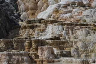 Mammoth Hot Springs Closeup [Explored]