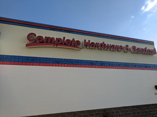 Closed Sears Hardware (North Windham, CT)