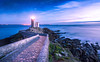 Phare du petit minou (Sam Bdn photography) Tags: brest finistere plouzané ocean plage beach lighthouse landscape paysage seascape sunset sunrise sunlight mer nikon d3100 tokin 1116mm bluehour photography bretagne france europe longexposure poselongue minou phare petitminou elitegalleryaoi bestcapturesaoi aoi