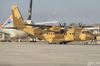 Oman Police --- CASA CN-235-100 --- A4O-CV