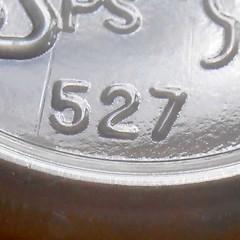 527 (Navi-Gator) Tags: number 527 odd coffee 527yb 527ino