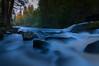 Myllykoski (Niemu96) Tags: karkkila koski myllykoski nd32 syyskuu tokina111628 vesi ilta