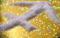 Sweet Zodiac (Tanja-Milfoil) Tags: zucker macromondays sagittarius raynoxdcr250 macromonday mm mythologie horoskop shot dcr250 tierkreiszeichen nahaufnahme milfoil tanja closer close raynox d5300 nikon sign sugar sternzeichen schütze zodiac