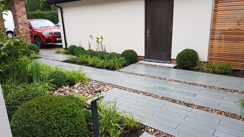 Landscape Design and Construction Wilmslow - Modern Garden Design Image 3
