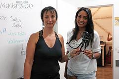 Spanish course Barcelona cinema Alien 02 (Escuela.Mediterraneo) Tags: spanish course barcelona spain language school film cinema alien hrgiger escuela mediterraneo