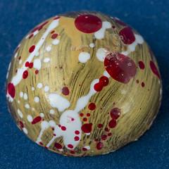 if Klimt decorated chocolates..... (Wendy:) Tags: ornate chocolate dutch edible gold foodart odc