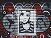 Street Art by John D'oh, North Street (firstnameunknown) Tags: camerabag camerabag2 bristol bedminster northstreet upfest urban art graffiti mural streetart johndoh face portrait woman