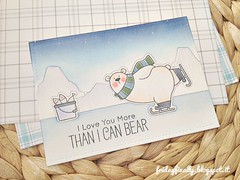 i love you more than i can bear MFT card detail (fridayfinally) Tags: myfavoritethings polarbearspals copicmarkers copic copics dienamicsicebergs distressink campcreate bears ice winter winterscene winterseason fishes skating scarf critters cutebackground cute clearstamps crittersparty celebrate cleanandsimplecard cardmaking coloring card cutescene love lovely lawnfawnplaidpaper thinkingofyou hellocard hello lightblue loveyoucard whitegelpen blue white polonord orsetto